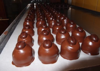 Mokka bonbons