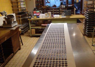 Productieruimte Bonbon-Atelier Westerbeek Den Haag