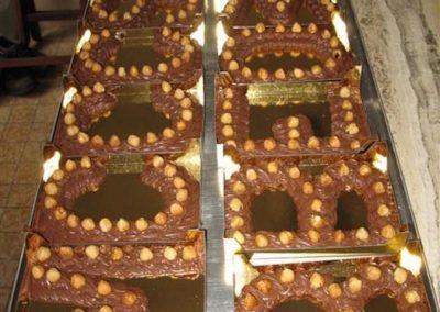Binnenkort weer handgemaakte chocoladeletters bestel tijdig Uw Chocoladeletter(s)