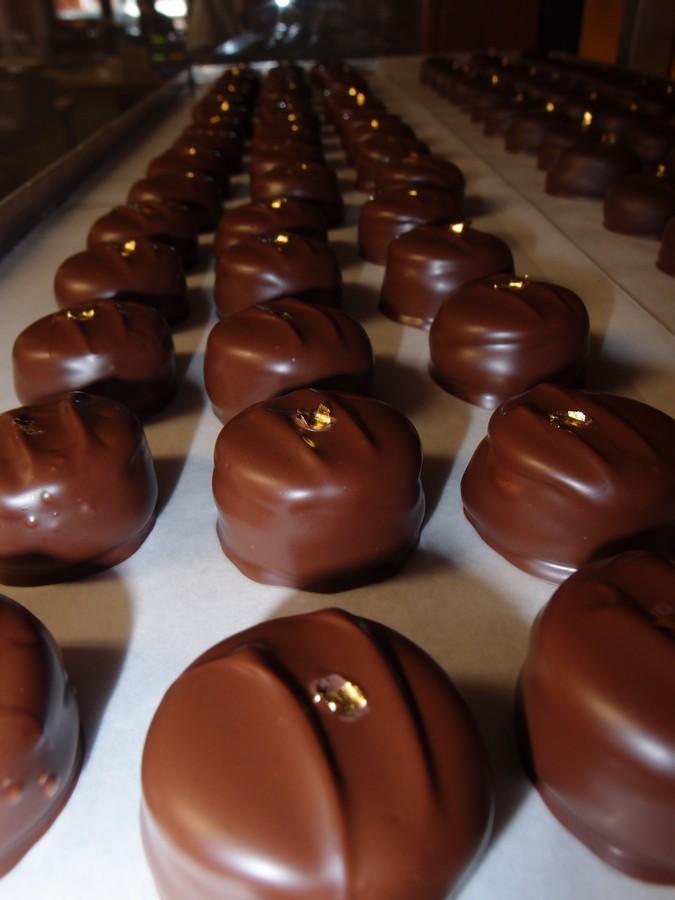 Irish coffee Bonbon bonbon atelier westerbeek den haag