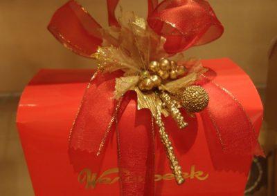 Luxe Kerstdoos met de vermaarde Westerbeek bonbons