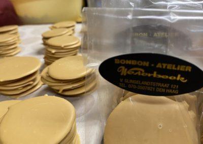 Gold Caramel Chocolade heerlijk!