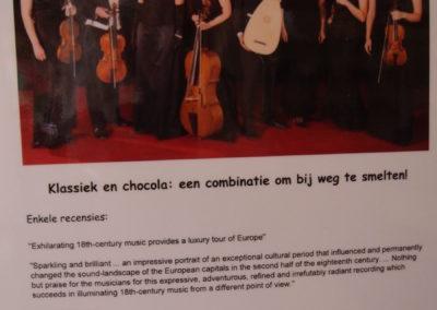 Help dit geweldige orkest de crisis door CD's bij ons verkrijgbaar